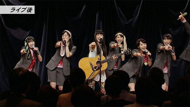 ももクロ 「僕らの音楽」 miwaクロ フジTV入社式