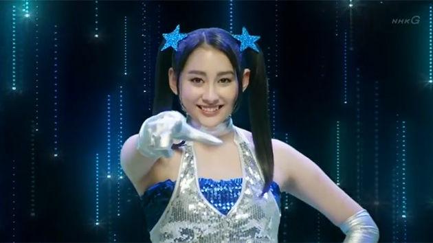 ミライテレビ60 第05回「音楽番組(アイドル)」早見あかり