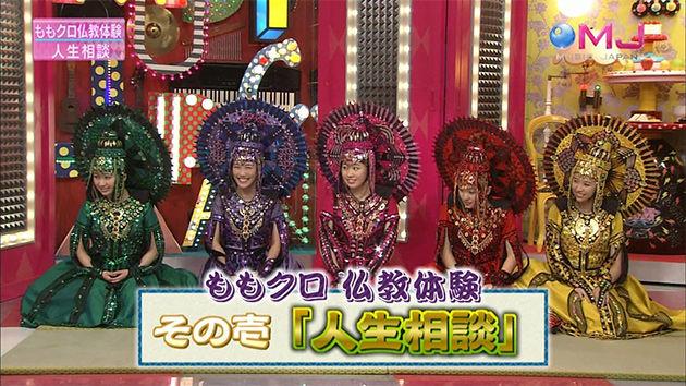 ももクロ MUSIC JAPAN 131108