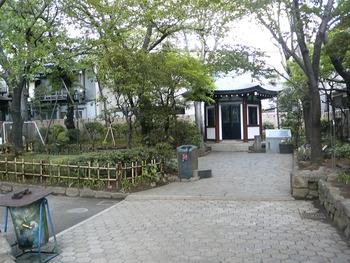 岡倉天心記念館