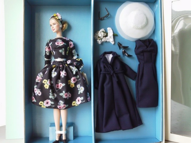 barbieときどき grace kelly the romance dollその1