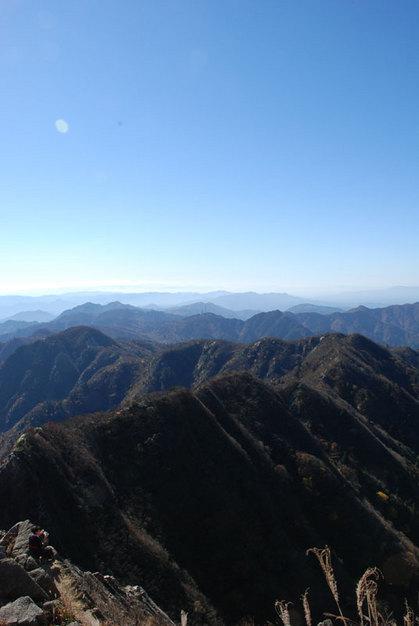 081113鎌ガ岳22