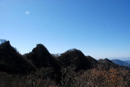081113鎌ガ岳15