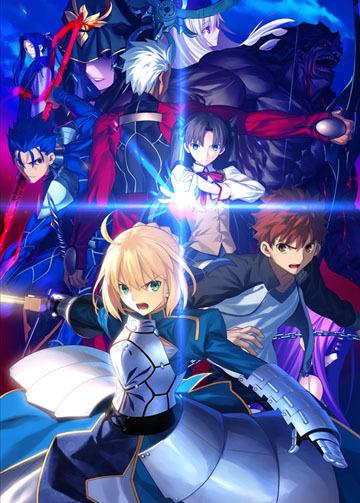 Fate Stay Night Unlimited Blade Works Blu Raybox のイラストが公開されたぞおおおおお 武内崇描き下ろし アニメすて しょん