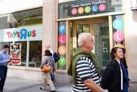 【米国】トイザラス、約700店ある全店舗を数ヶ月以内に閉鎖・売却へ