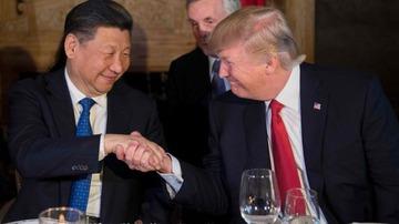 トランプ「最終的に北朝鮮と大きな紛争が起こる可能性はある」「外交的に解決したいが、非常に困難だ」と姿勢を示す
