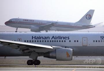 【中国】安全祈願のため飛行機のエンジンに硬貨投げ入れた老婆の身柄拘束