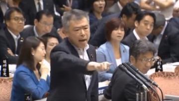 【動画】山本大臣の発言を脳内変換して「出ていけ!」と恫喝した民進党・桜井充、そもそも自分で山本大臣を要求していたと判明