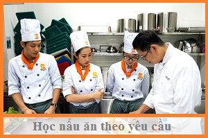 học nấu ăn ngon gia đình, dạy nấu ăn theo yêu cầu