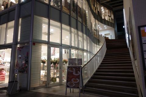 RX100階段