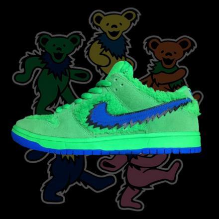 Nike-SB-Dunk-Low-Grateful-Dead-Bears-1