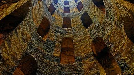 140406サン・パトリツィオの井戸@イタリア オルヴィエート