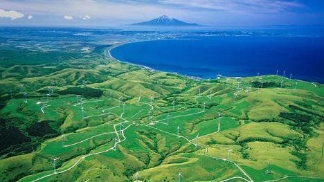 130325風力発電所@北海道稚内市