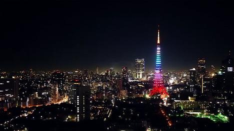 131223東京タワーのクリスマス@東京 港区