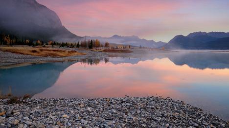 130809アブラハム湖@カナダ アルバータ州