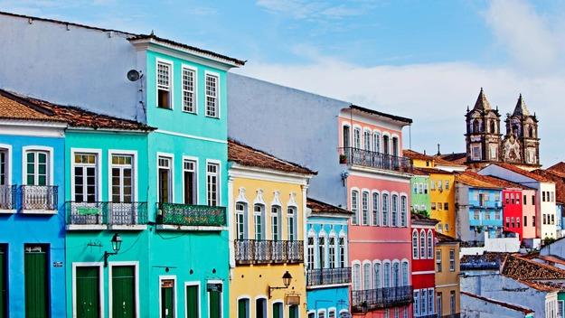141217サルヴァドール歴史地区@ブラジル サルヴァドール