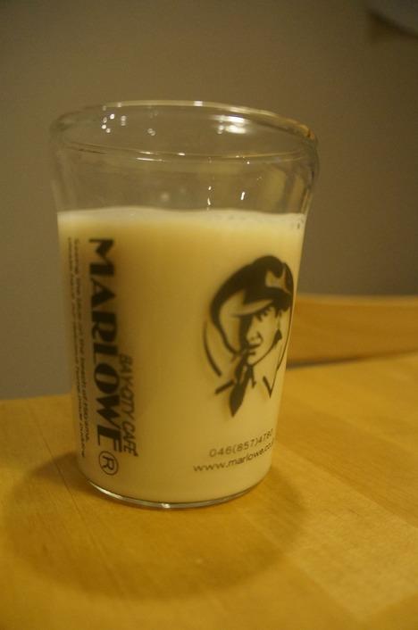 白いコーヒー牛乳2