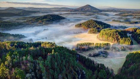 140513ボヘミアン・スイス国立公園@チェコ共和国