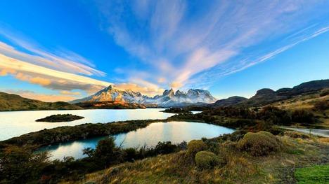 130619パタゴニアに広がる絶景@チリ パイネ国立公園