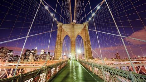 130524ブルックリン橋@アメリカ ニューヨーク