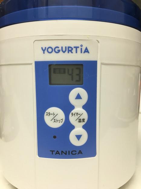 ヨーグルティアでR-1ヨーグルトを手作りするレシピ