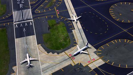 130920ニューアーク国際空港@アメリカ ニュージャージー州
