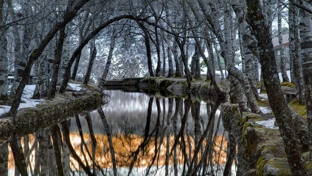 141211ゼゼレ川@ポルトガル エストレーラ山脈