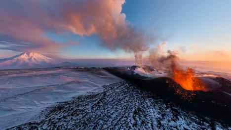 140722トルバチク火山@ロシア カムチャツカ半島