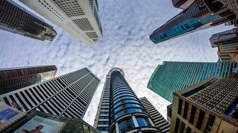 130609セントラル・ビジネス地区@シンガポール