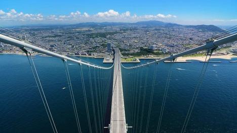 130130明石海峡大橋と神戸@兵庫