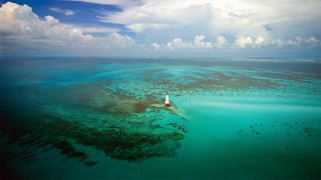 140807フロリダキーズの灯台@アメリカ フロリダ州