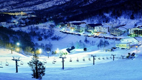 130122志賀高原スキー場@長野 山ノ内町