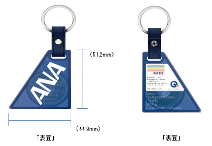 ANA QUICPay+nanaco@ANAマイルの貯め方