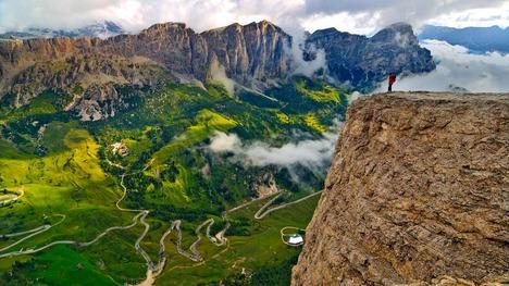 140515バディア渓谷@イタリア 南チロル地方