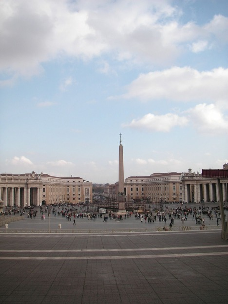 サン・ピエトロ広場