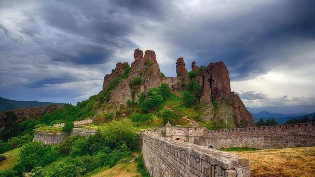 141209ベログラトチク奇岩と要塞@ブルガリア ベログラトチク