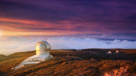 130508ムチャーチョス天文台@スペイン カナリア諸島