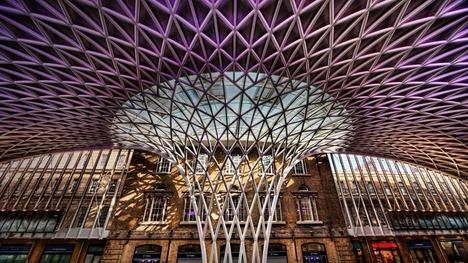 130503キングス・クロス駅@イギリス ロンドン