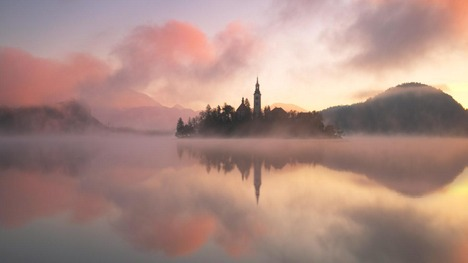 130208ブレッド湖@スロヴェニア
