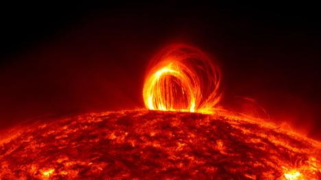 140621太陽フレア@NASA