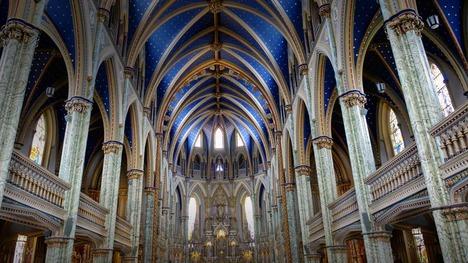 131118ノートルダム聖堂@カナダ オンタリオ州