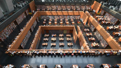 141027中国国家図書館@中国 北京