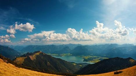 130531ヴォルフガング湖@オーストリア
