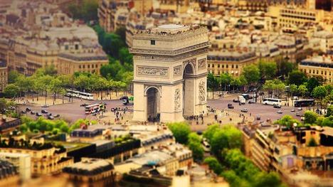 140524エトワール凱旋門@フランス パリ