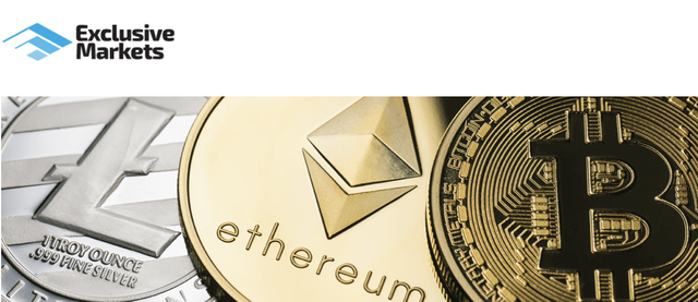 Exclusive Markets(エクスクルーシブマーケッツ)が、入金手続きサービスをアップグレード!仮想通貨での入金方法を詳しく解説!