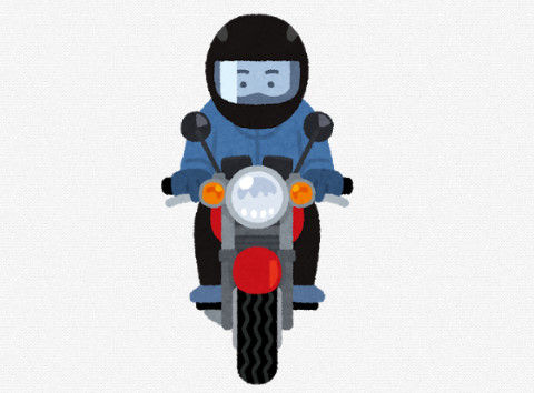 バイクでツーリング中にときめいちゃう瞬間wwwww
