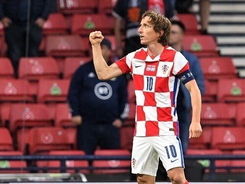 クロアチア、モドリッチ決勝スーパーゴールなどスコットランドに3-1快勝し決勝T進出!イングランドはチェコ下し首位通過 EURO2020(関連まとめ)