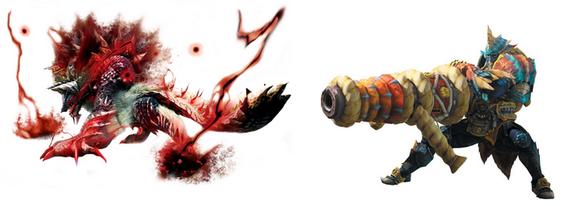 ヘビィ ジンオウガ亜種