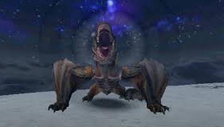 ティガレックス 咆哮