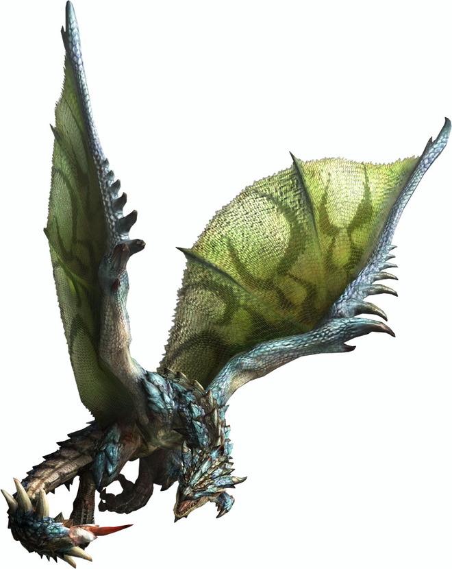 リオレウス亜種